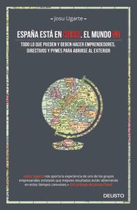 Portada del libro: España está en crisis, el mundo no.